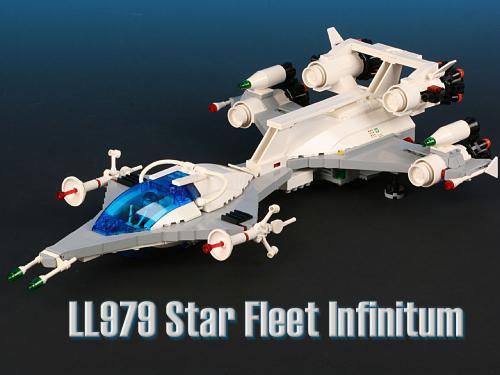 LL-929 Star Fleet Infinitum