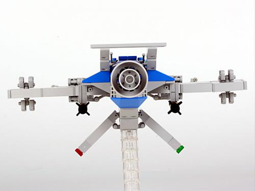 Solar Enforcer 05 Rear