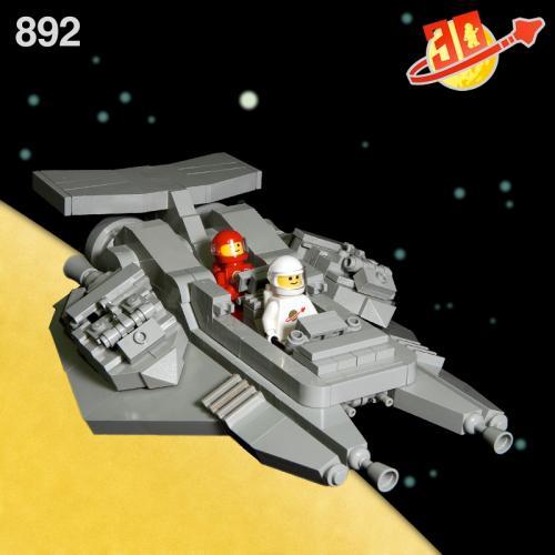 LL-892 / Box Art