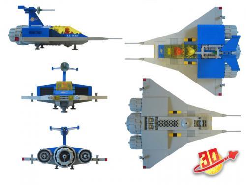 LL-932 Schematic