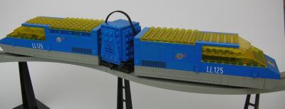 LL-125 Monorail train