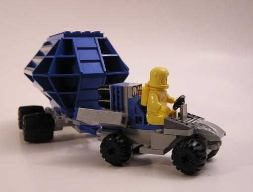 Lunar Utility Vehicle