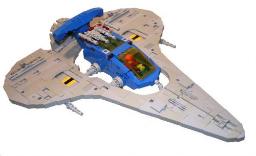 LL-264 in Flight Mode