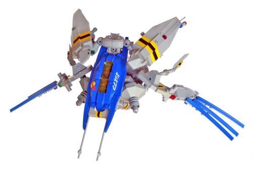 LL-319 'Qataxian Fighter'