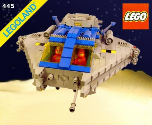 "LL-445 ""Mayfly"" Box Art"