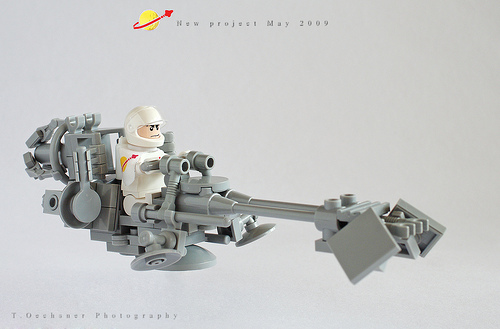 LL-905 Speeder Bike