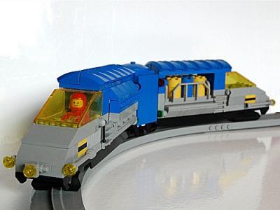 LL-325 Monorail Train