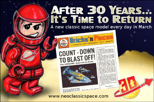 Neo Classic Space Banner