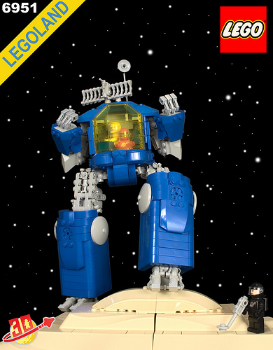 Robot Command Center Box Art