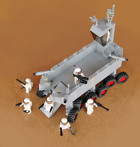 Troop Support Sled